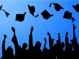 Graduation Blue  Www Imgarcade   Online Image Arcade! Art Backgrounds