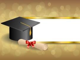 Graduation Designs Graphic Backgrounds