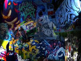 Graffiti Hip Hop Hd Graphic Backgrounds
