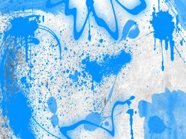 Graffiti Wall Painting Template Backgrounds
