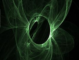 Green Abstract Template Backgrounds