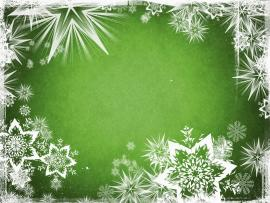 Green Christmas HD Picture Backgrounds