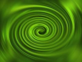 Green Fantastic Swirl Download Backgrounds