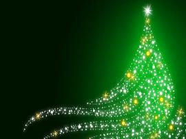 Green Hd Free Christmass For Download Backgrounds