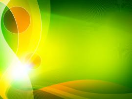 Green Light Burst Abstract PowerPoint  PPT   image Backgrounds