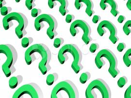 Green Question Marks Question Mark Loop image Backgrounds