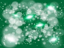 Green Winter Holiday Clipart Backgrounds