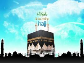 Hajj For Template Backgrounds