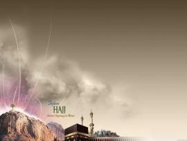 Hajj Hd Wall Design Backgrounds