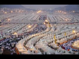 Hajj Wall Quality Backgrounds