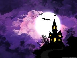 Halloween Spooky Clipart Backgrounds