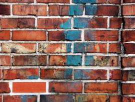 Handpicked Brick Photo Graphic Backgrounds