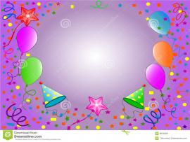 Happy Birthday Royalty Free Stock Image  Image 8023286 Clipart Backgrounds
