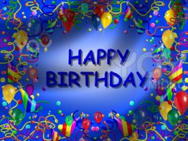 Happy Birthdays Free Picture Photo Backgrounds