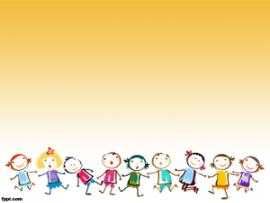 Happy Children Template Image Art Backgrounds