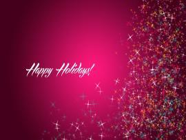 Happy Holidays  Holidays  #2067 Design Backgrounds