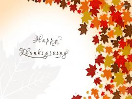 Happy Thanksgiving 1366x768 Happy Thanksgiving   Photo Backgrounds