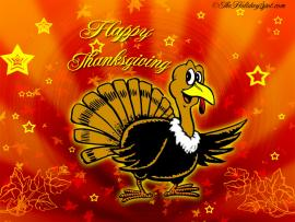 Happy Thanksgiving Day Art Backgrounds