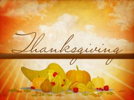 Happy Thanksgiving image Backgrounds