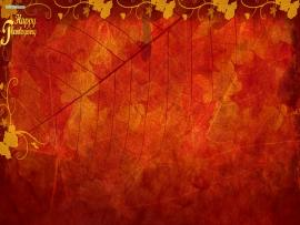 Happy Thanksgiving Slides Backgrounds