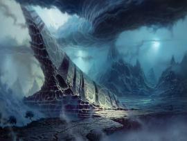 HD 3D Fantasy Placess HD Fantasy   Slides Backgrounds