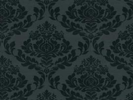 Hd Cream Black Damask Backgrounds