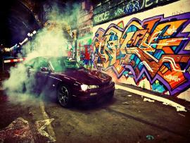 Hd Graffiti Cars Backgrounds