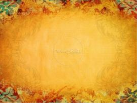 Heart Of Thanksgiving PowerPoint  Fall Thanksgiving PowerPoints Template Backgrounds