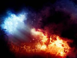 Hell Light and Fire Backgrounds