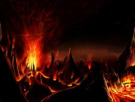 Hell Surfacing Template Backgrounds
