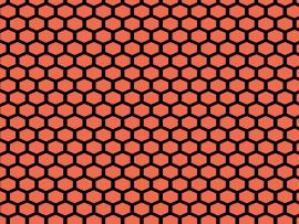 Hexagon Honeycomb  Slides Backgrounds