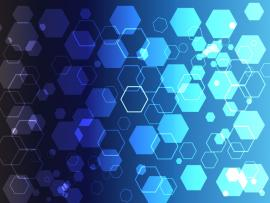 Hexagon Technology Design Backgrounds