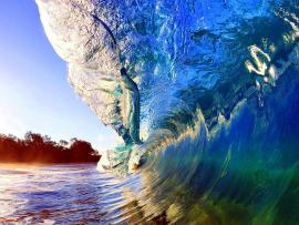 High Definition High Quality Wave Transparent Wallpaper Backgrounds