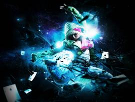 Hip Hop Dance Picture Graphic Backgrounds
