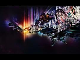 Hip Hop Graffiti Clipart Backgrounds
