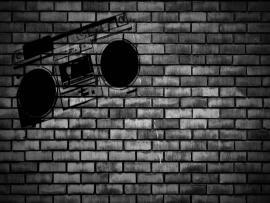 Hip Hop Music Player Wallpaper Backgrounds