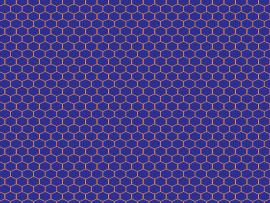 Honeycomb Textured Pattern  Clipart Backgrounds