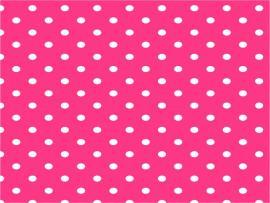 Hot Pink Polka Dot Clipart Backgrounds