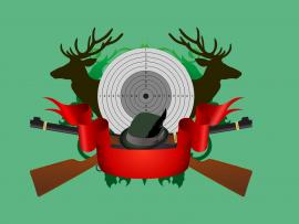 Hunting Equipment Backgrounds