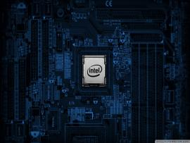 Intel Motherboard Design Backgrounds