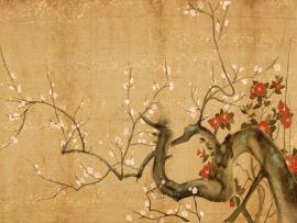 Japanese Art Quality Backgrounds