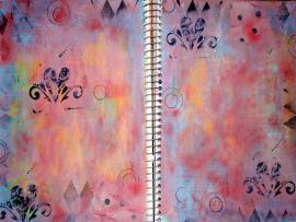 Journal Art Backgrounds
