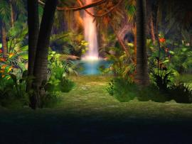 Jungle By Lil Mz On DeviantArt Download Backgrounds