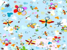Kids Art Backgrounds