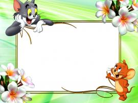 Kids Frame For PowerPoint Border and Frame   Slides Backgrounds