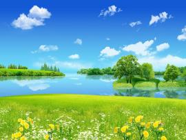 Landscape Nature Quality Backgrounds