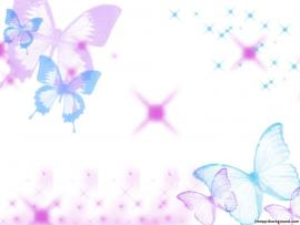Light Butterfly Backgrounds