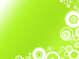 Light Green Circles Free PPT For Your PowerPoint Templates Photo Backgrounds