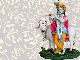 Lord Krishna Backgrounds