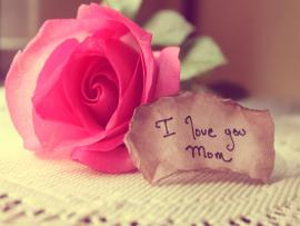 Love You Mother Days Backgrounds